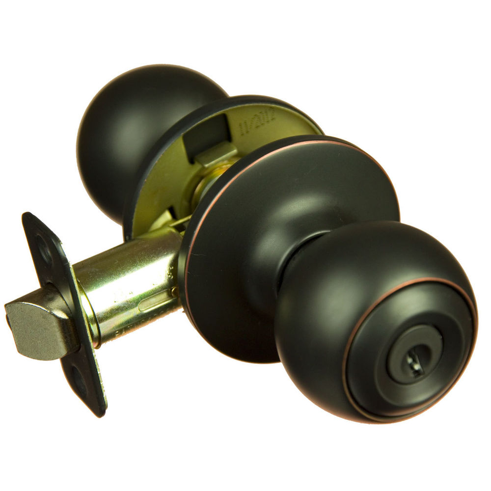 entrance door knob photo - 15
