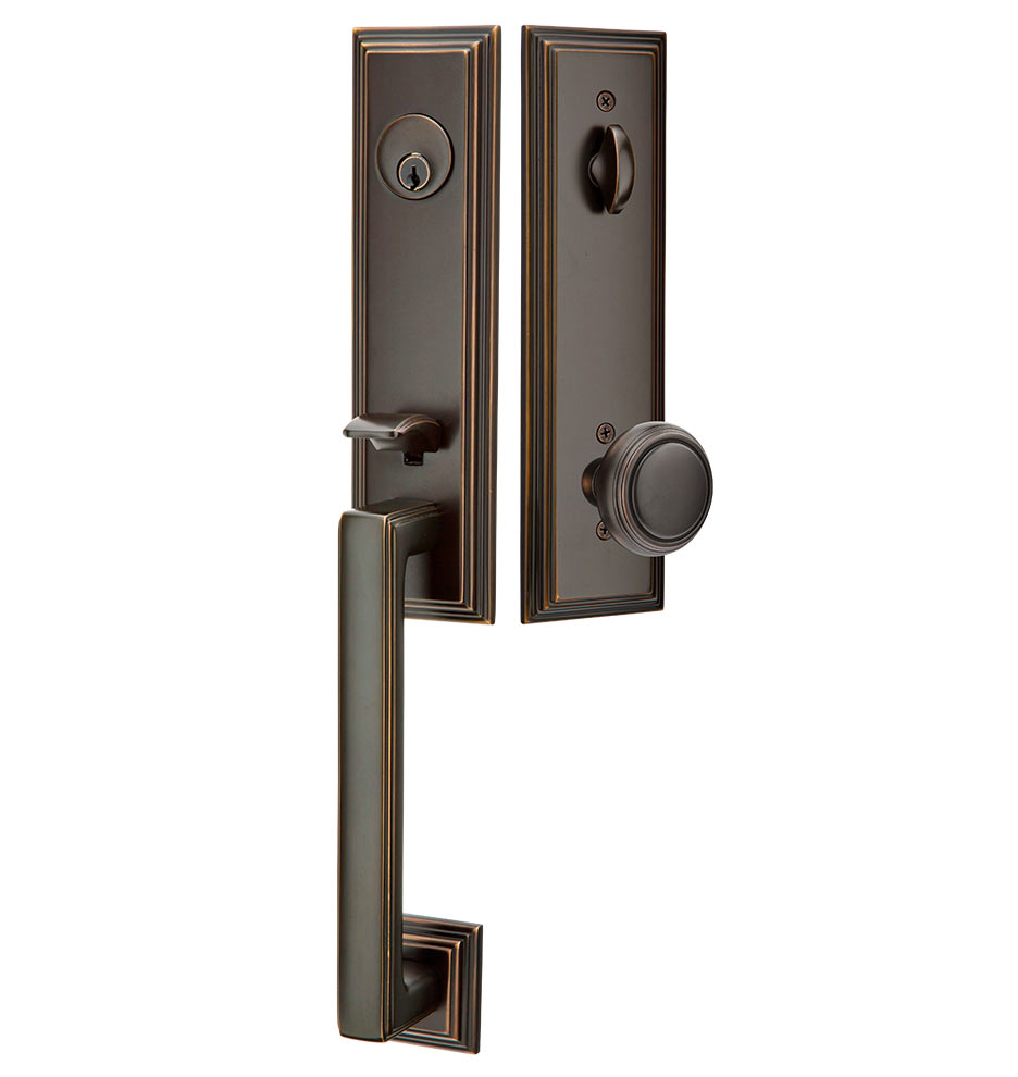entry door knob sets photo - 1