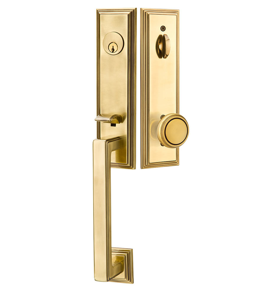 entry door knob sets photo - 15