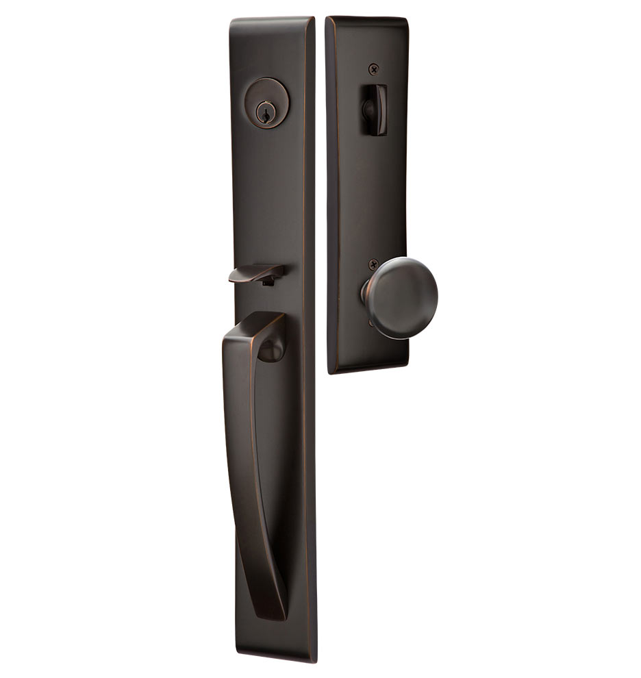 entry door knob sets photo - 17