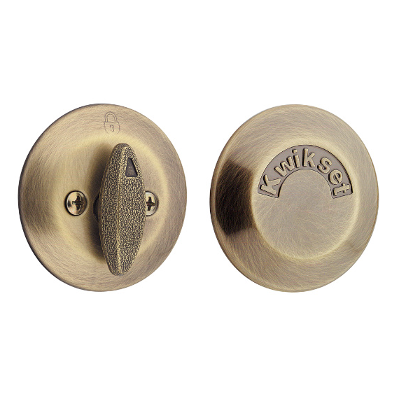 entry door knob with deadbolt photo - 16
