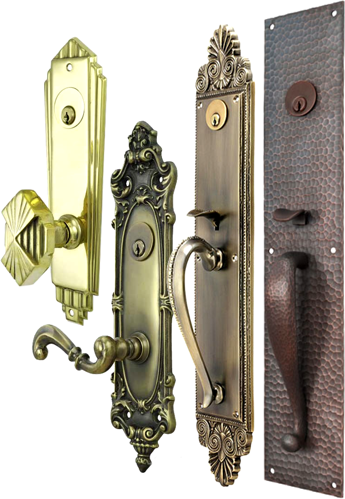 entry door knobs photo - 9
