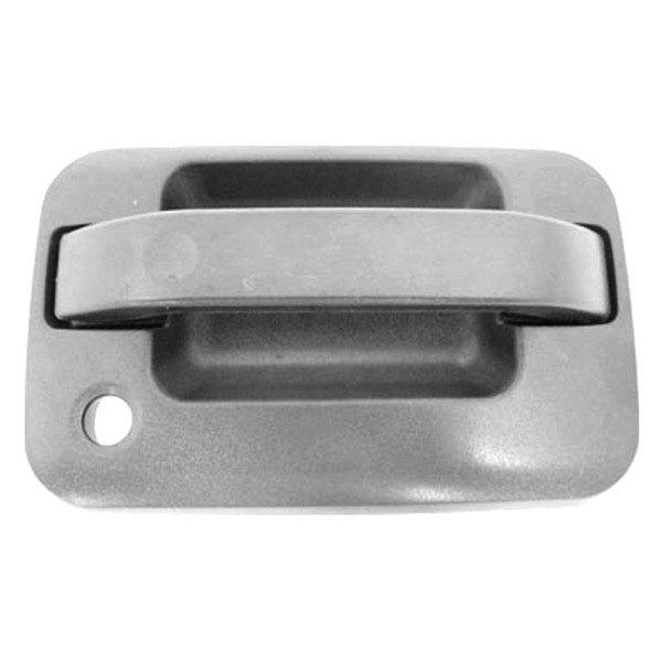 exterior door knob replacement photo - 8