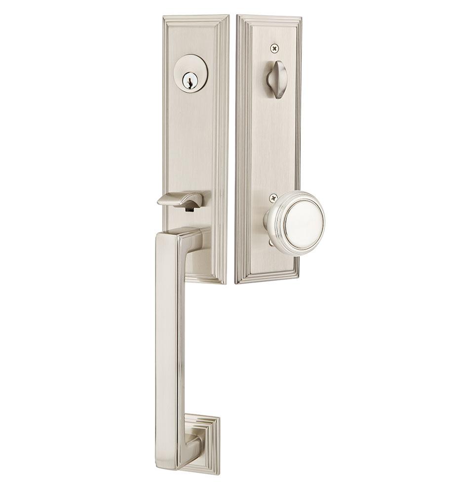 exterior door knob sets photo - 10