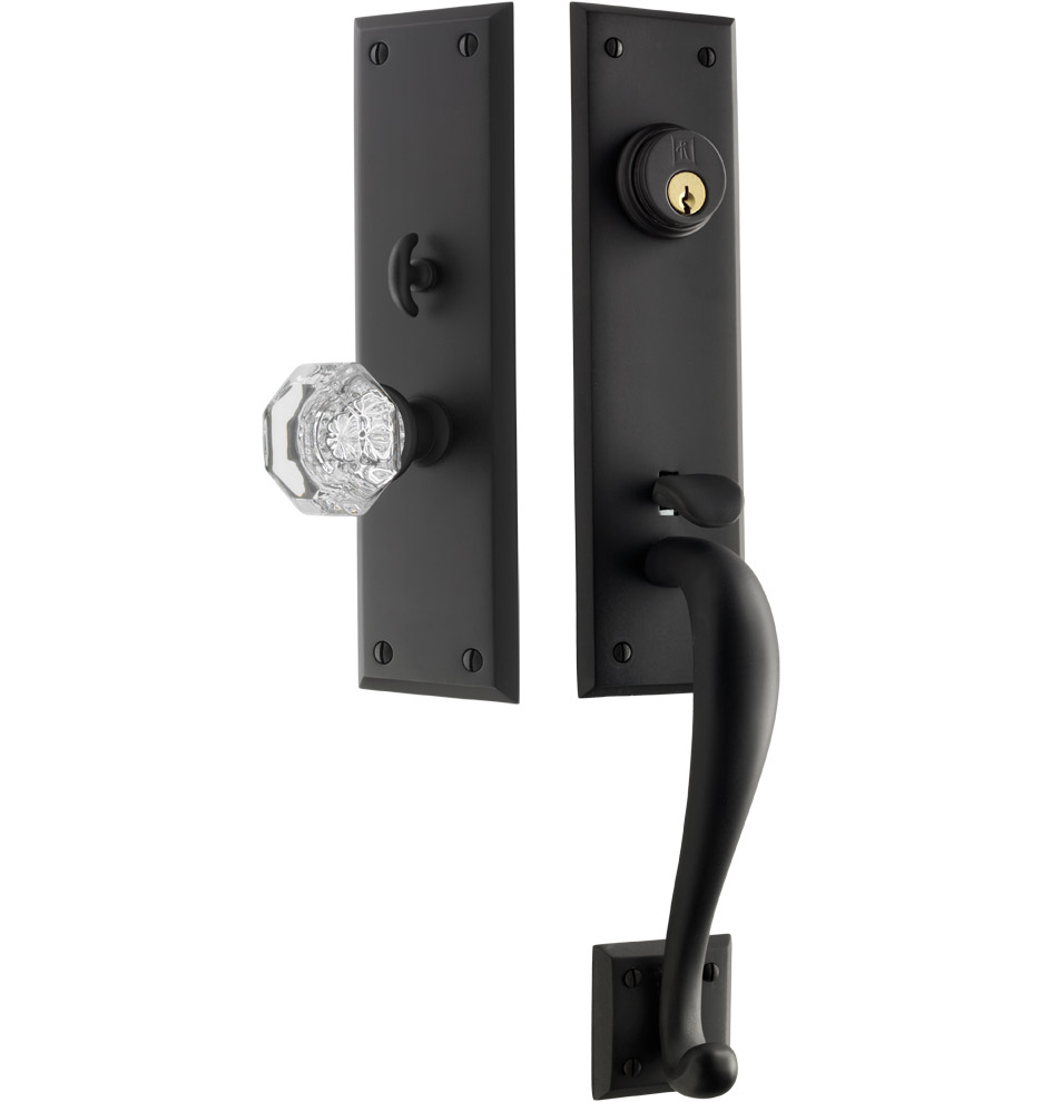 exterior door knob sets photo - 14