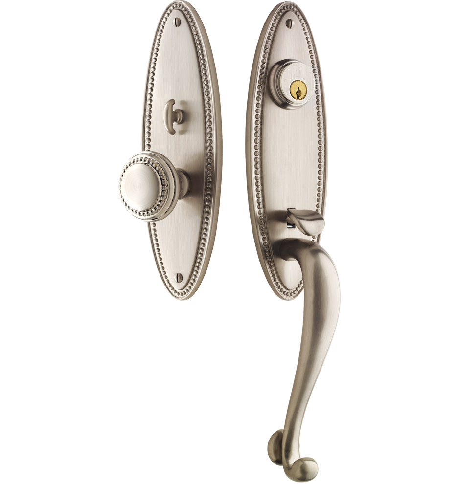 exterior door knob sets photo - 16
