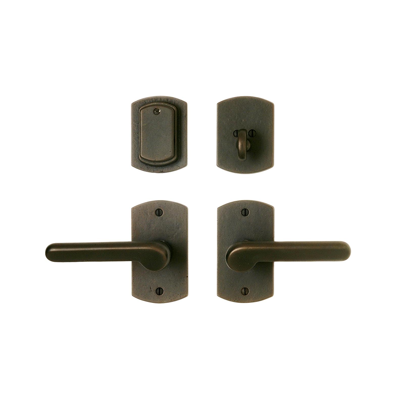 exterior door knob sets photo - 17