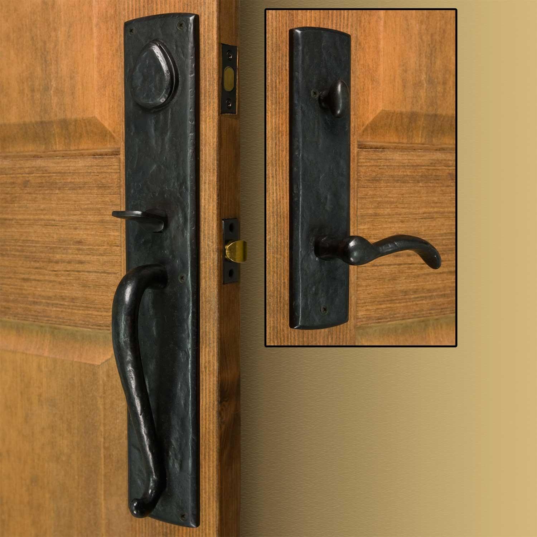 exterior door knob sets photo - 18