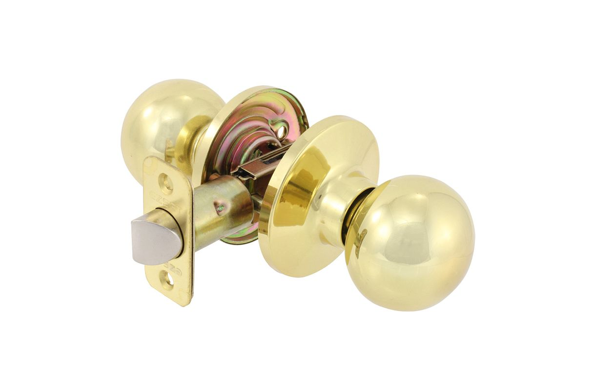 ez set door knobs photo - 10