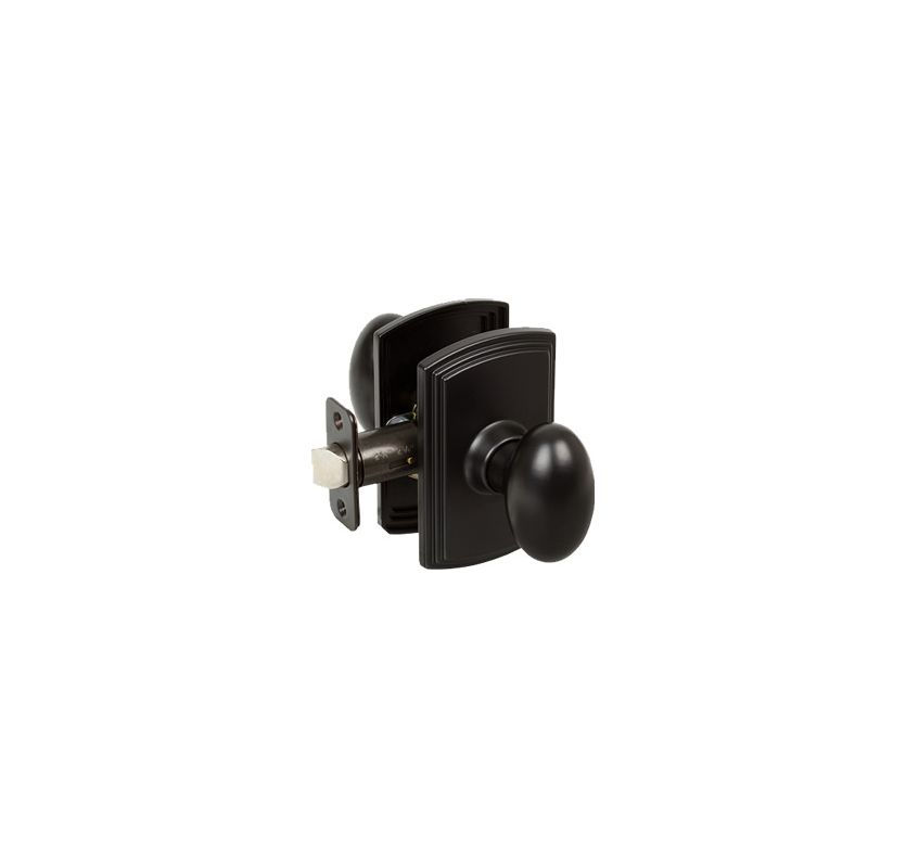 ez set door knobs photo - 12