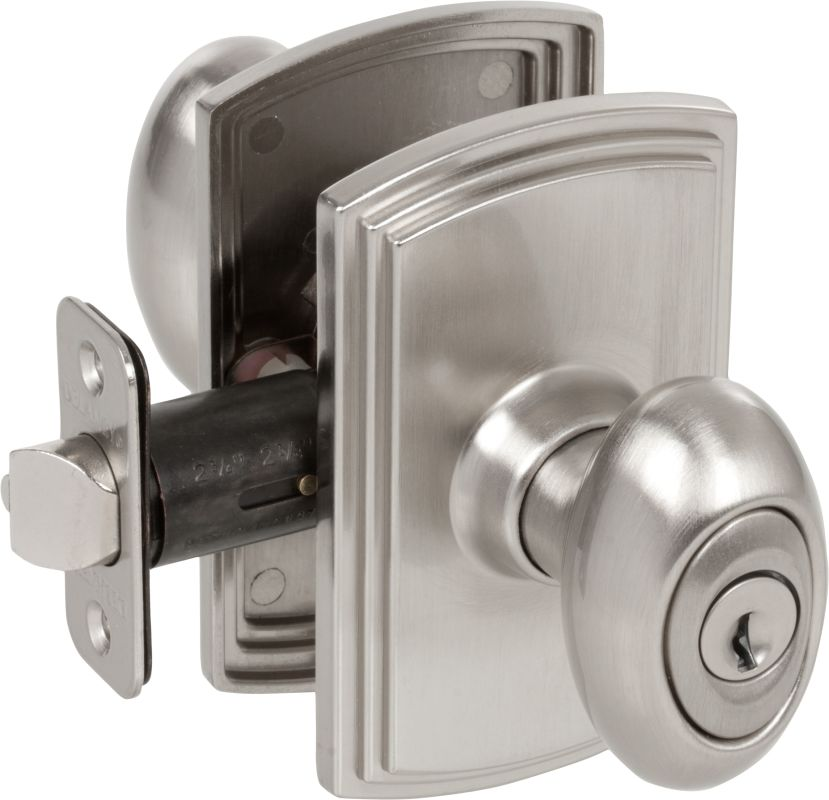 ez set door knobs photo - 20