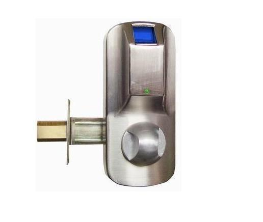 fingerprint door knob photo - 14