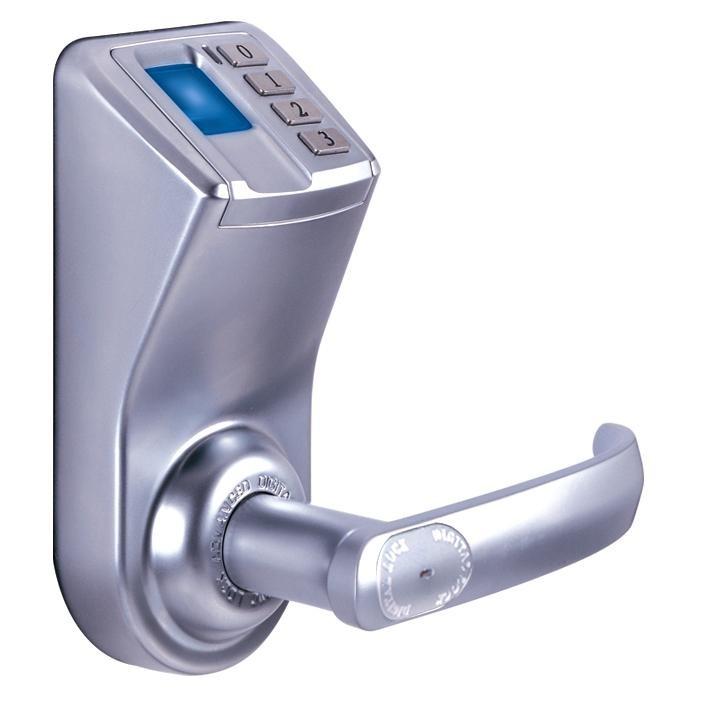 fingerprint door knob photo - 4