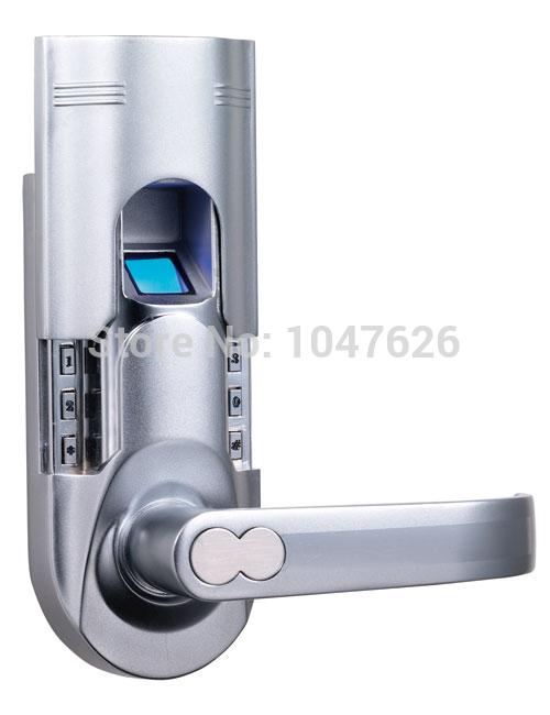 fingerprint door knobs photo - 13