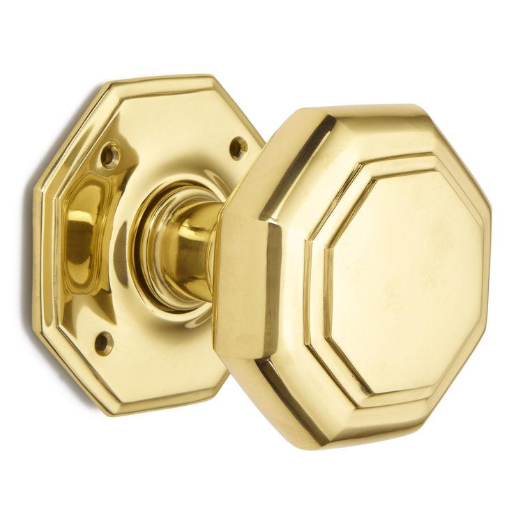 flat door knobs photo - 6