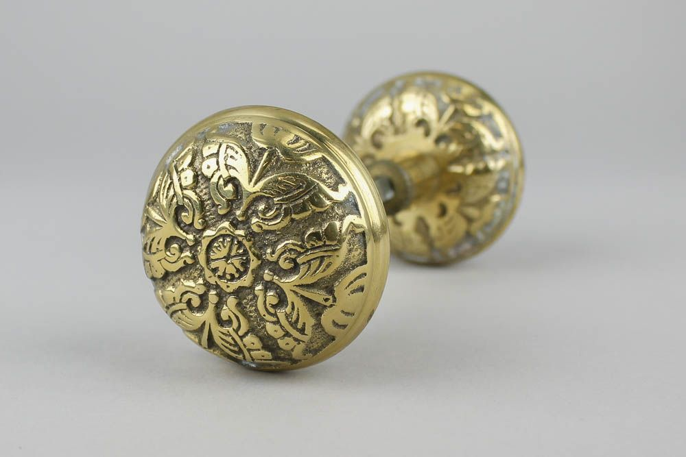 floral door knobs photo - 6