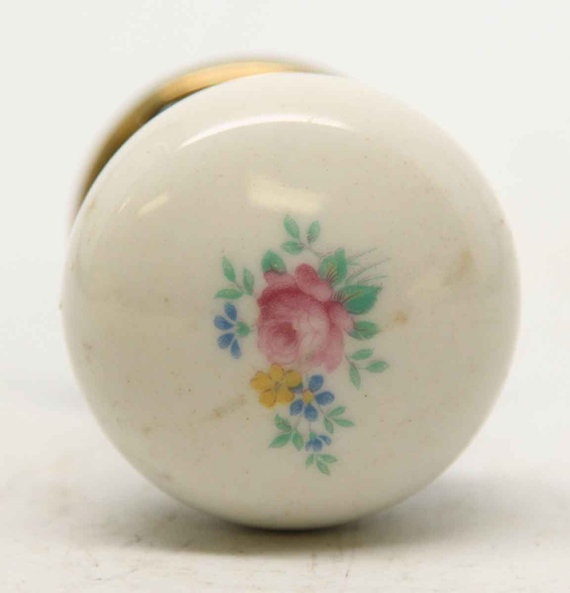 floral door knobs photo - 9