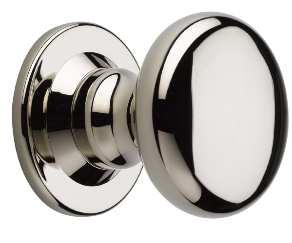 Flush door knob Jams Jewels
