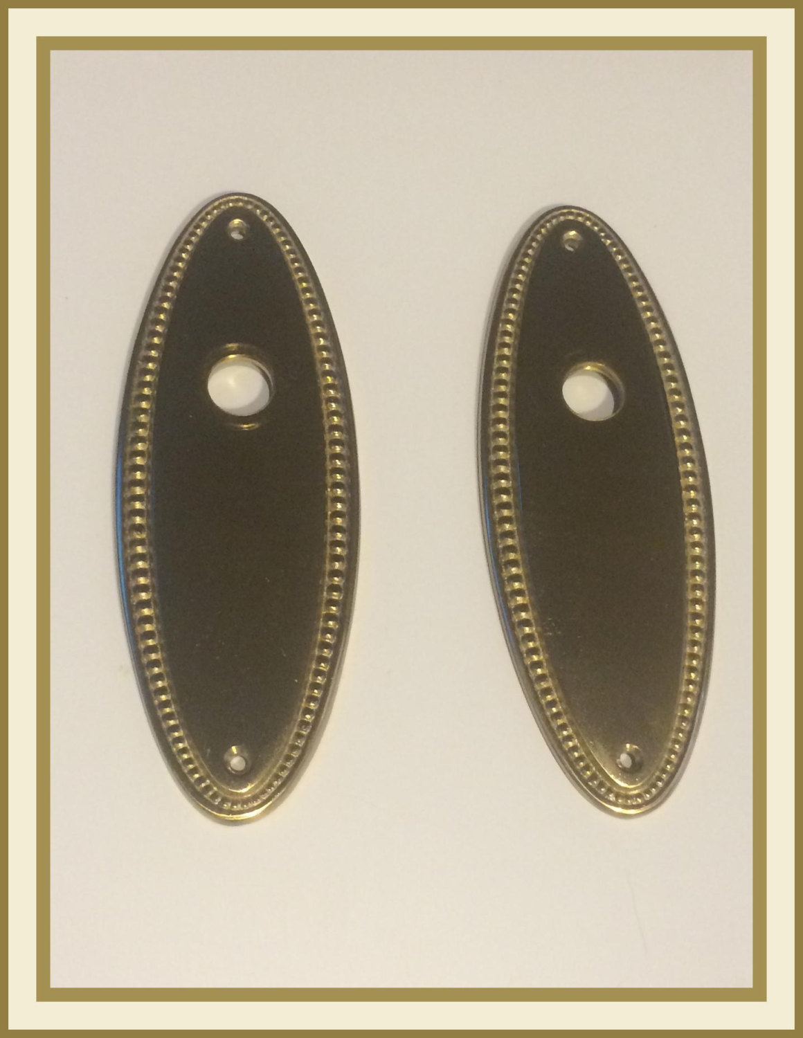 french door knob photo - 13
