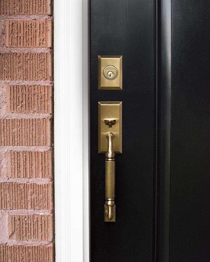 front door door knobs photo - 13