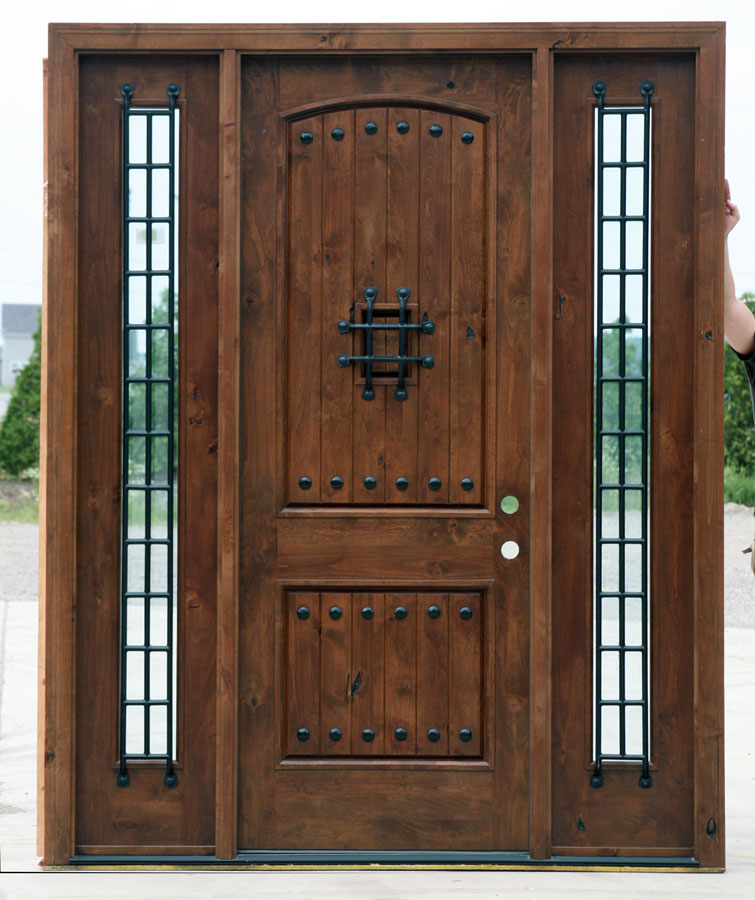 front door door knobs photo - 20