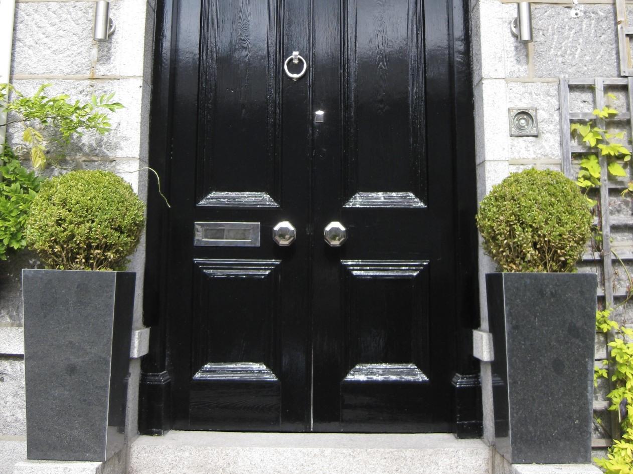 front door door knobs photo - 6