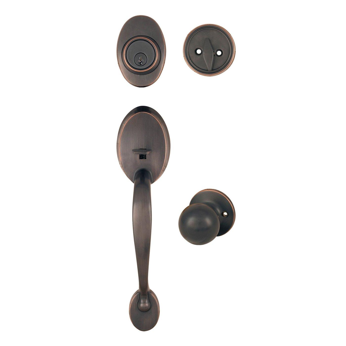front door knobs and locks photo - 16