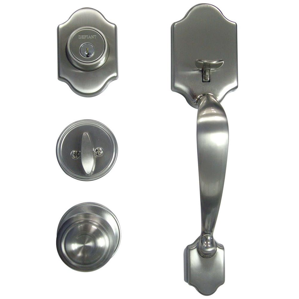 front door knobs home depot photo - 2