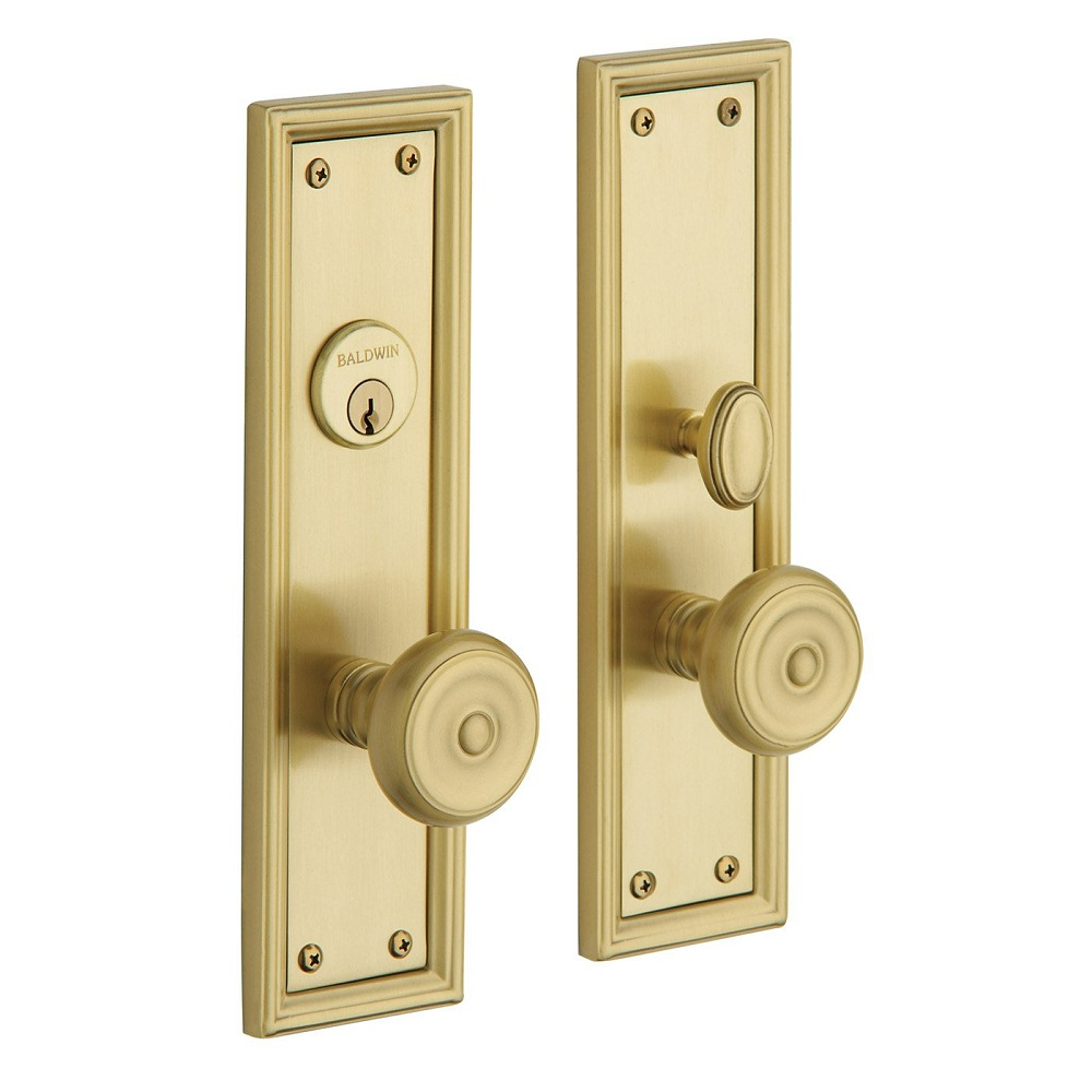 front entry door knobs photo - 9