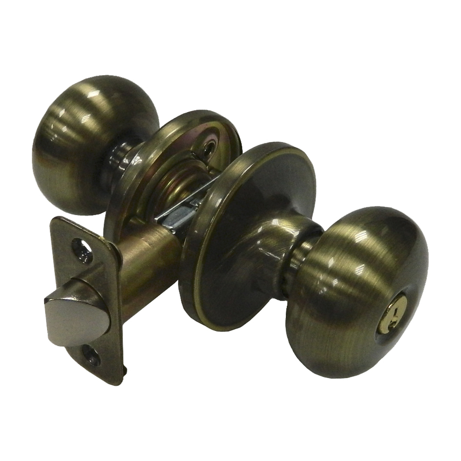 gate house door knobs photo - 9