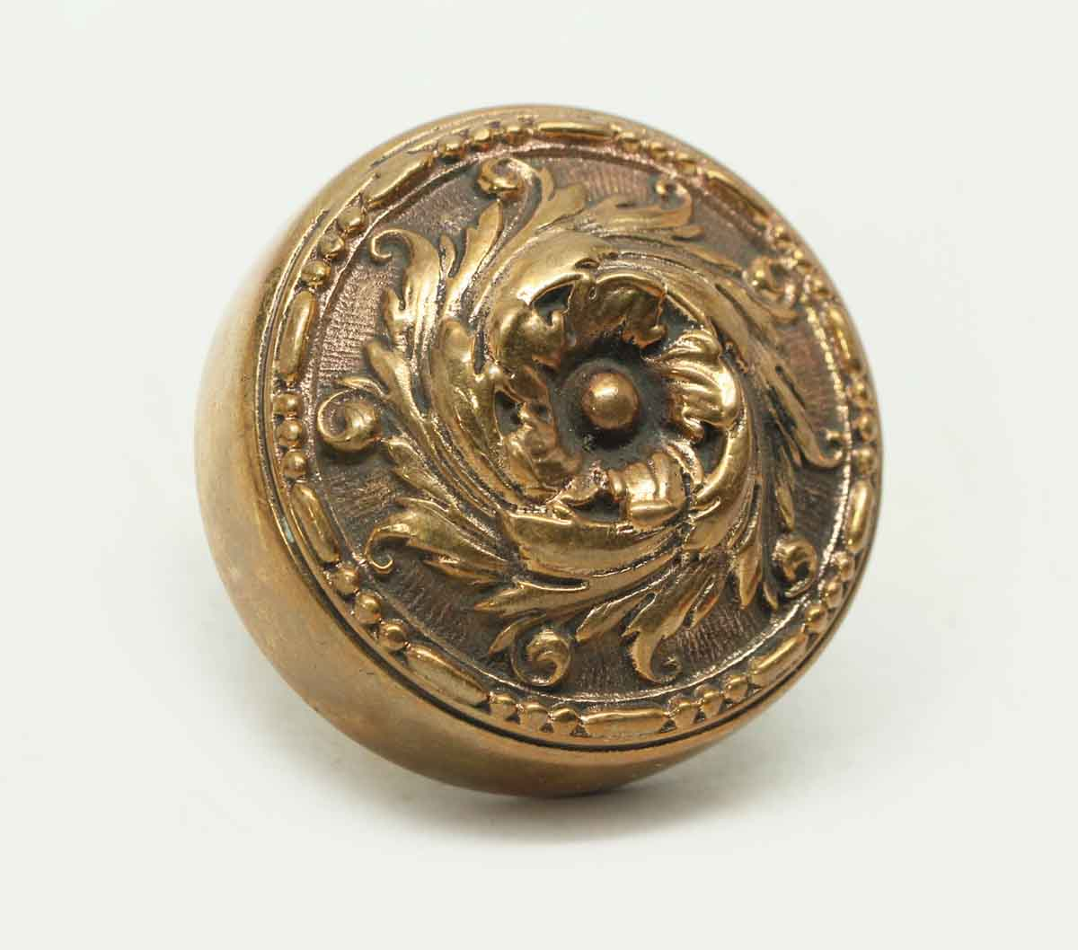 gilded door knob photo - 7