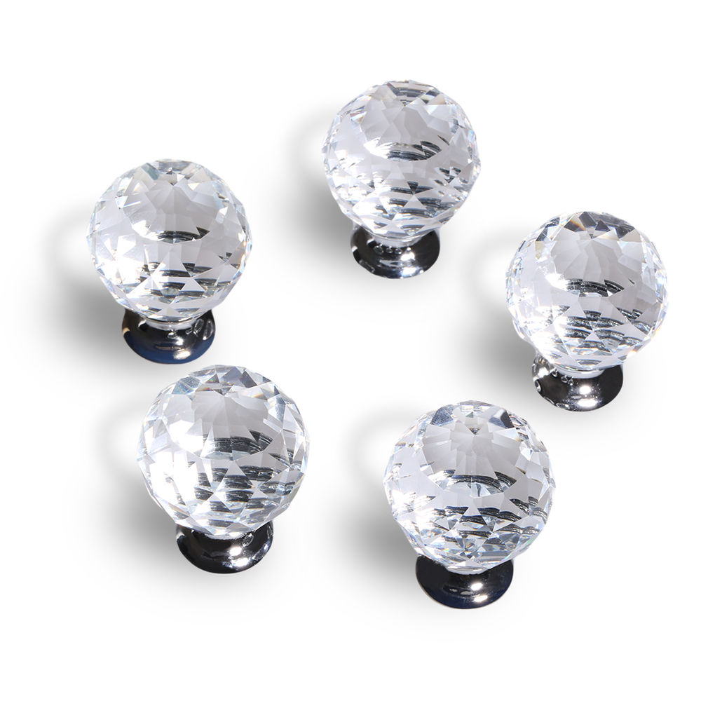 glass cupboard door knobs photo - 20