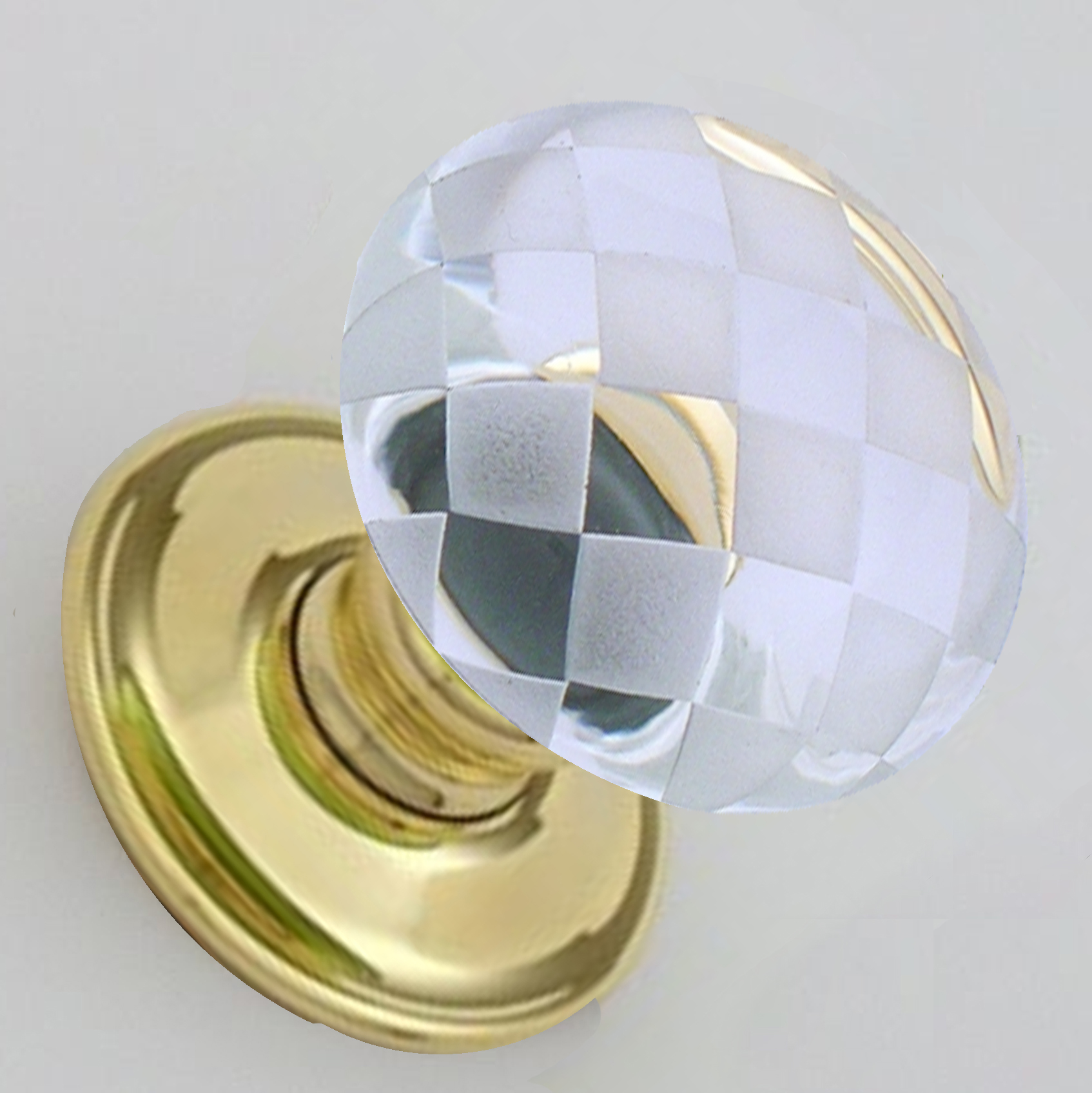 glass door knob photo - 20