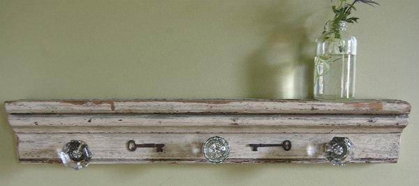 Glass Door Knob Coat Rack Photo   14