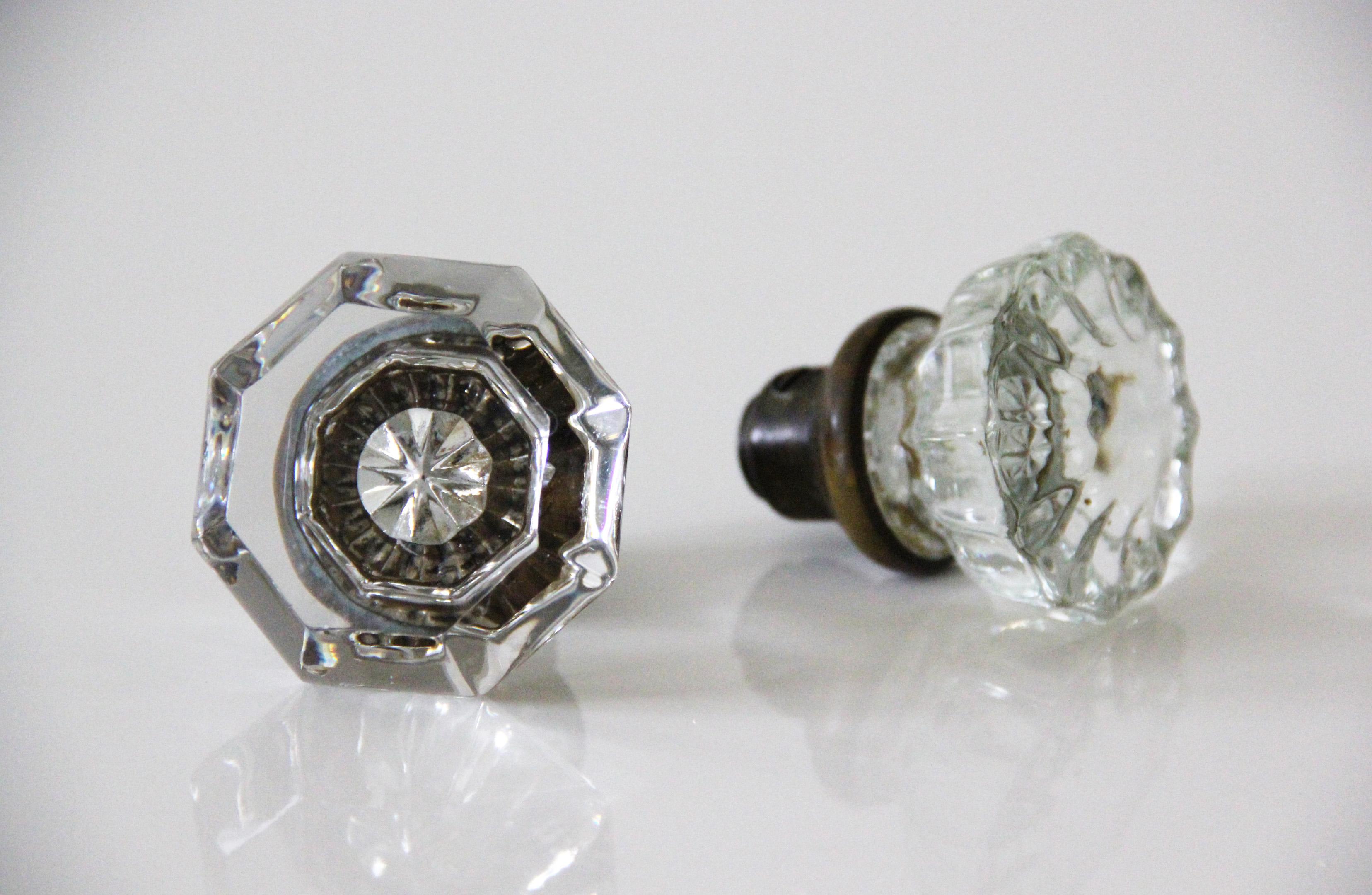 glass door knobs photo - 12