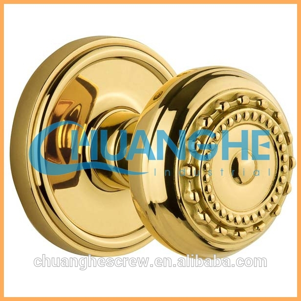 glass door knobs cheap photo - 1