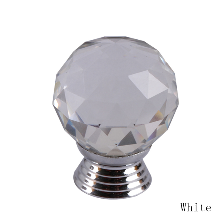 glass door knobs cheap photo - 19