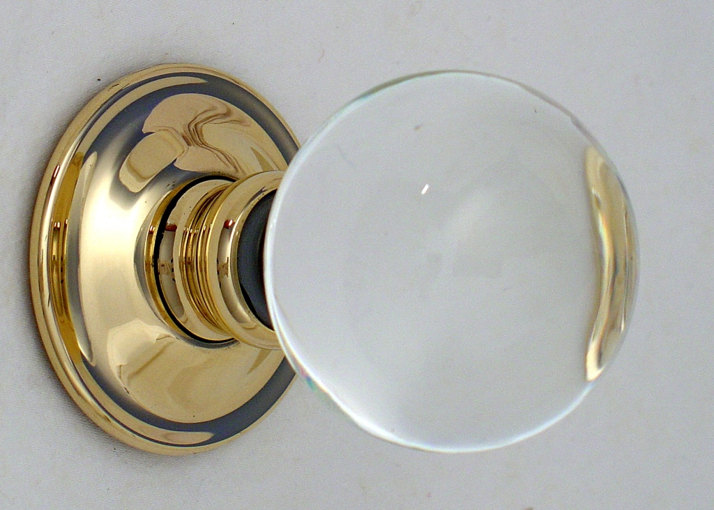 glass door knobs with locks photo - 20
