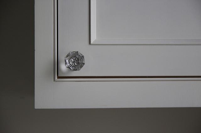 glass kitchen door knobs photo - 16