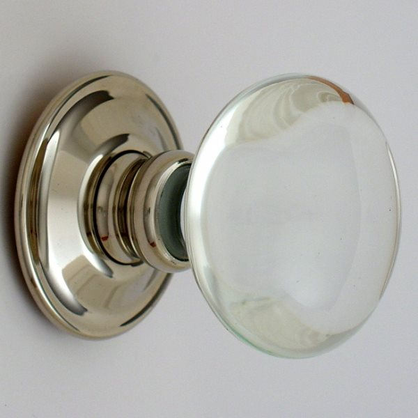 glass knob door handles photo - 13