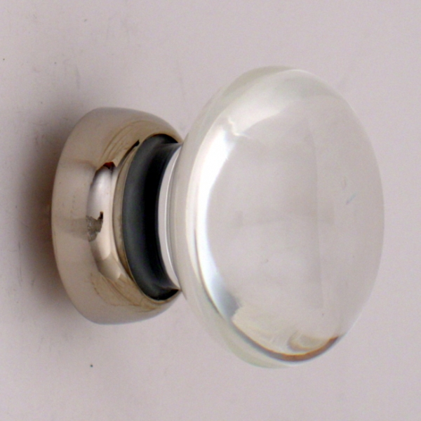 glass knob door handles photo - 20