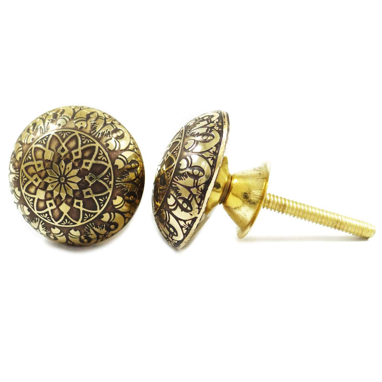 gold door knobs photo - 18