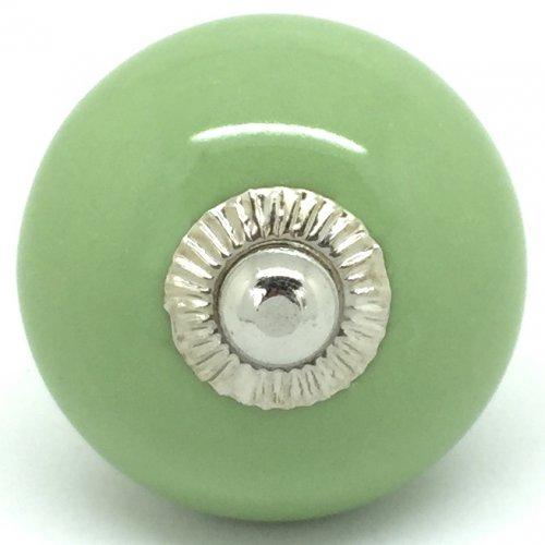 green door knob photo - 15