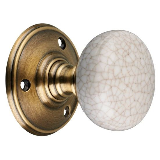 green door knob photo - 16