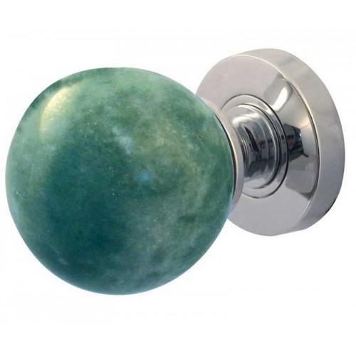 green door knob photo - 18
