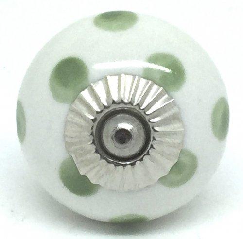 green door knob photo - 20
