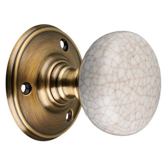 green door knobs photo - 13