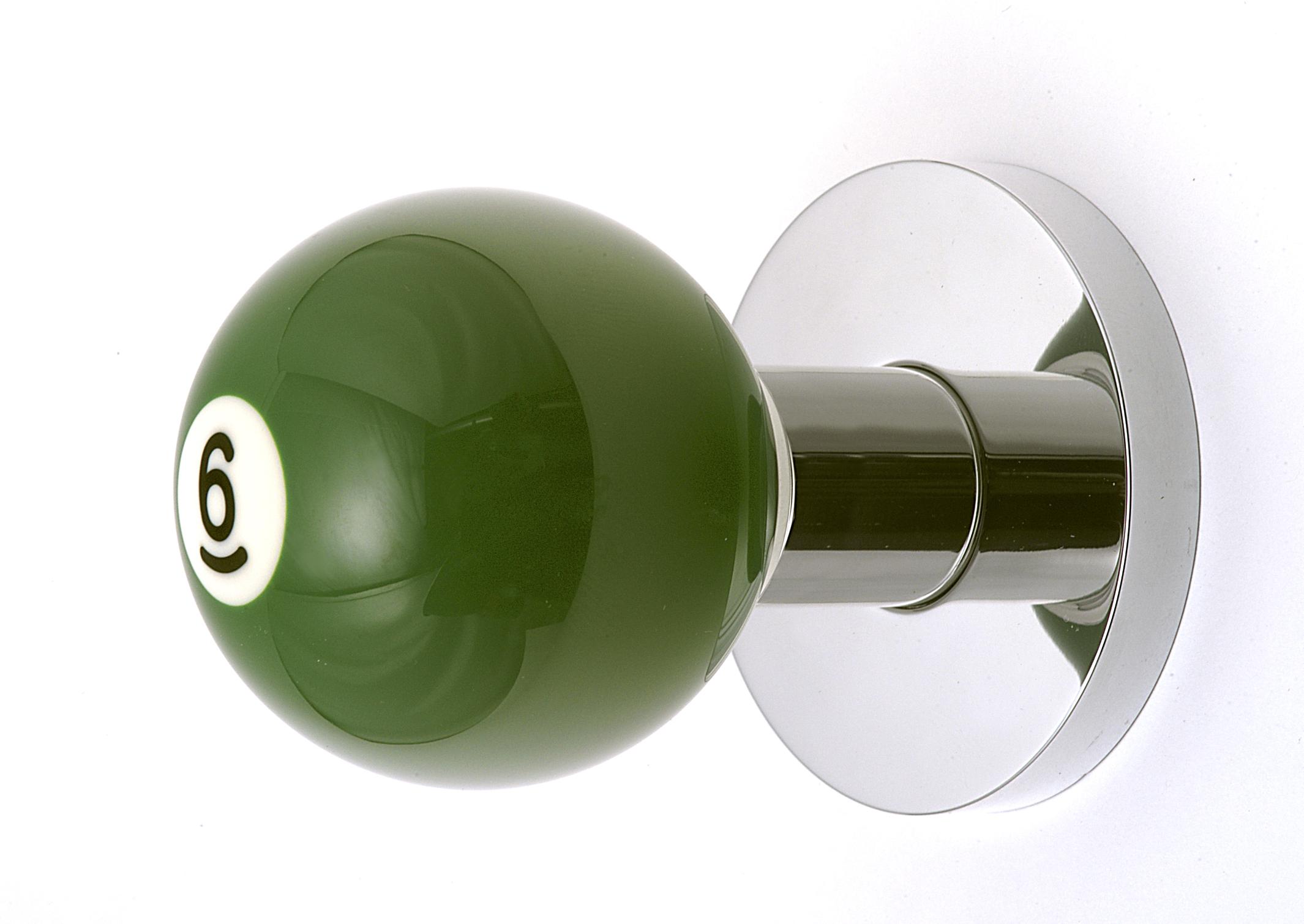 green door knobs photo - 8