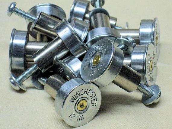 gun door knobs photo - 12