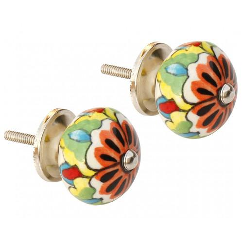 hand painted door knobs photo - 14